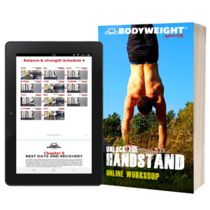 Online handstand workshop